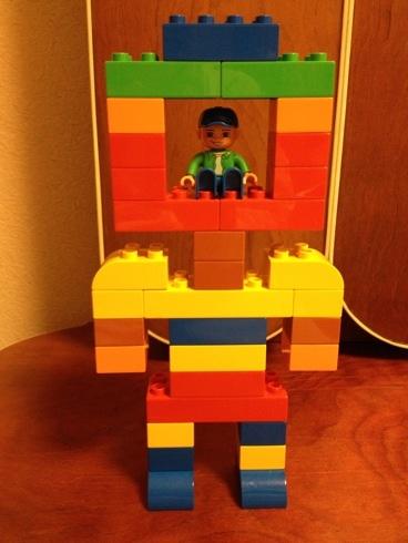 レゴのアイデア ロボット
