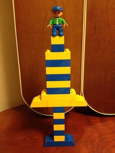 レゴのアイデア 短剣