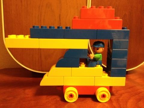 レゴのアイデア 戦車