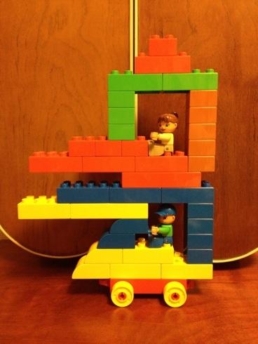 レゴのアイデア 戦車2