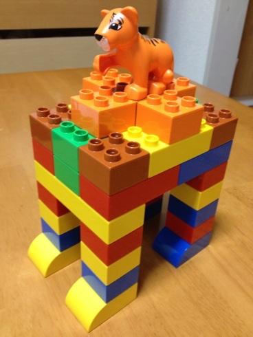レゴのアイデア 4足獣