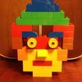 簡単なレゴ 猿