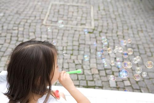 子供の遊びの時間割