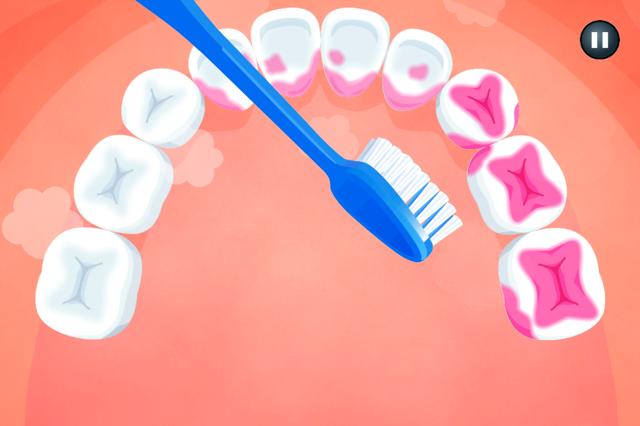 歯医者さんごっこ