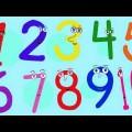 子供向け英語動画特集 「数字の歌」