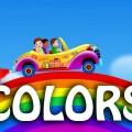 子供向け英語動画特集 「色の歌」