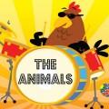 子供向け英語動画特集 「動物と泣き声の歌」