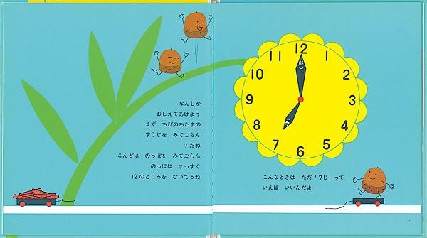 時計の読み方練習