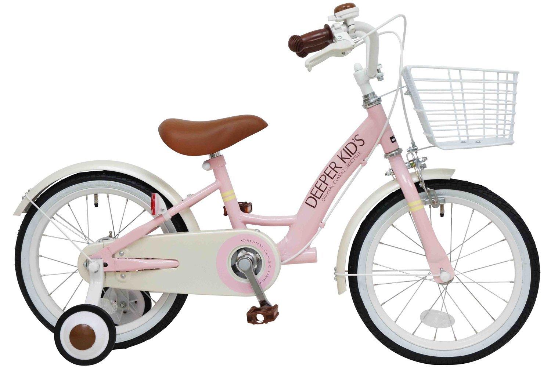DEEPER(ディーパー) 16インチ子供用自転車