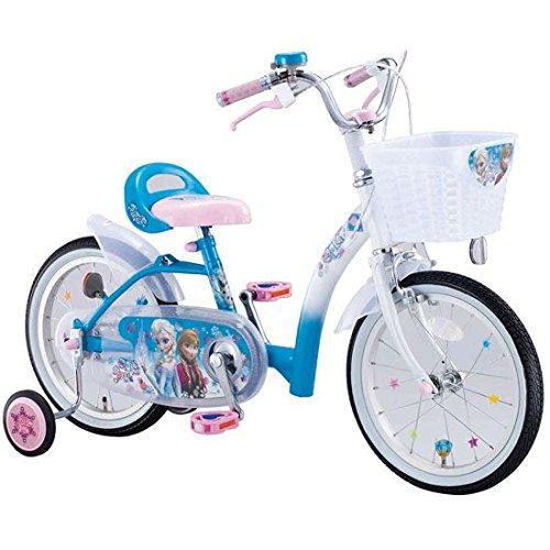 自転車 アナと雪の女王