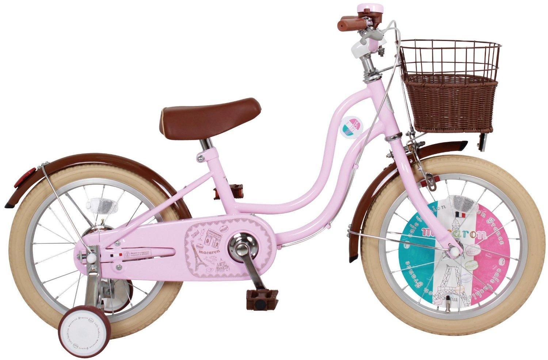 macaron(マカロン) 子供用16インチ自転車