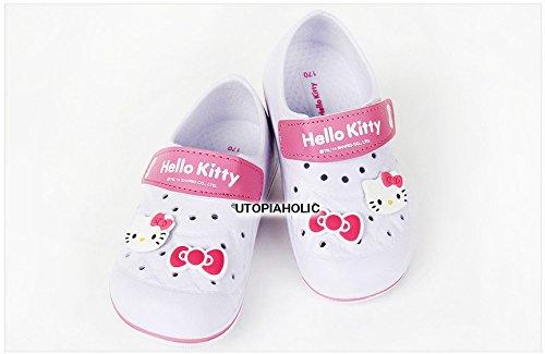 ハローキティ 上履き ルームシューズ 子供用 キッズ 靴 サンリオ hello-kitty kids room shoes 公式ライセンス商品 342