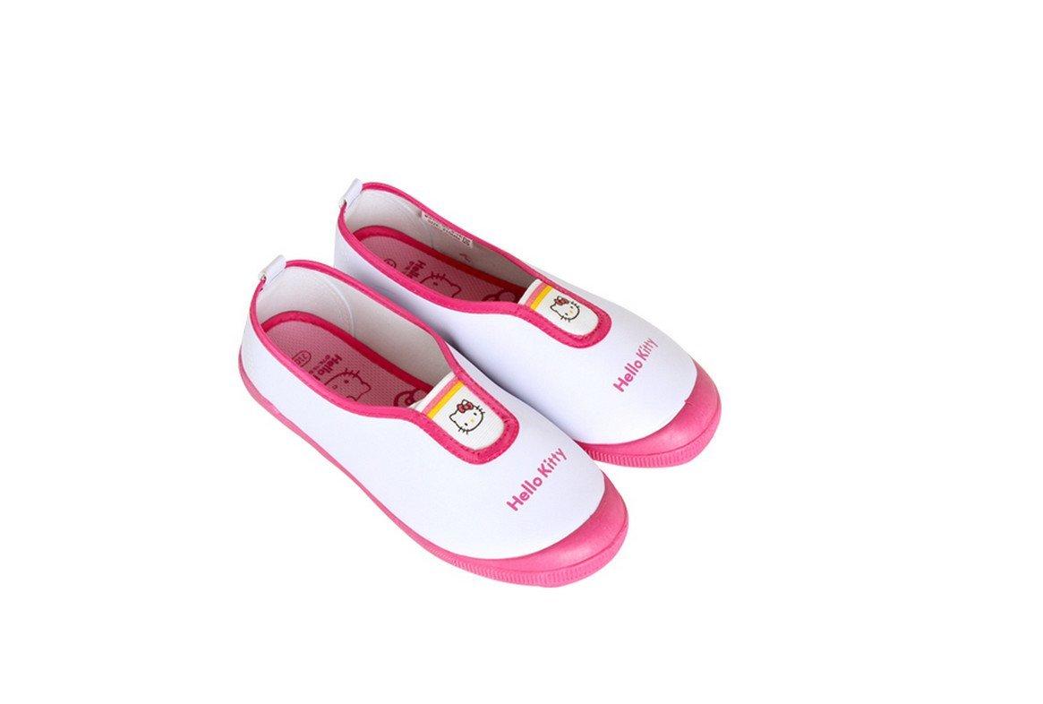 ハローキティ 上履き ルームシューズ 子供用 キッズ 靴 サンリオ hello-kitty kids room shoes sanrio 公式ライセンス商品 22037 (22)
