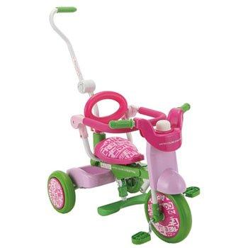 BENETTON(ベネトン) オリトリオ2三輪車 ピンク/グリーン