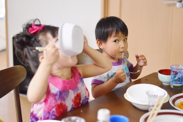 子ども 食べ過ぎ