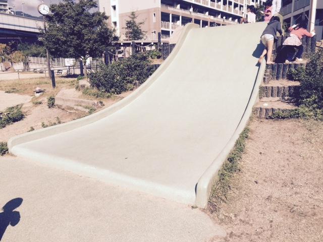 HATゆめ公園ジャンボ滑り台