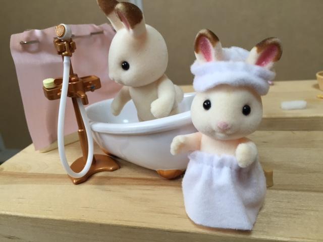 お風呂着せ替え