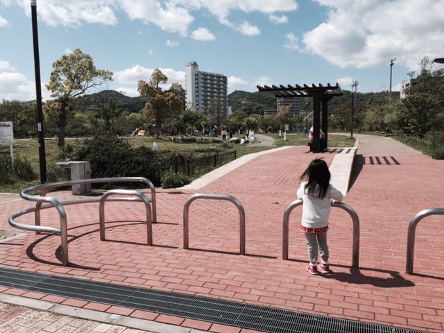 妙法寺川左岸公園